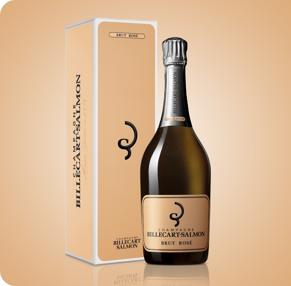 champagne billecart-salmon brut rose