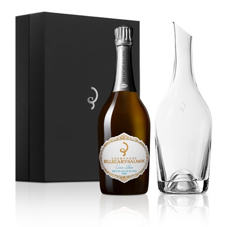Coffret Carafe Louis Salmon 2007